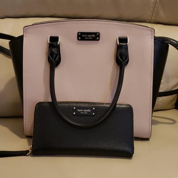 Kate Spade purse and kate Spade wallet